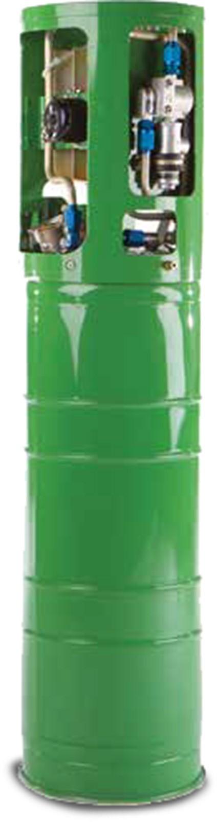 7 Litrowy LOX Konverter