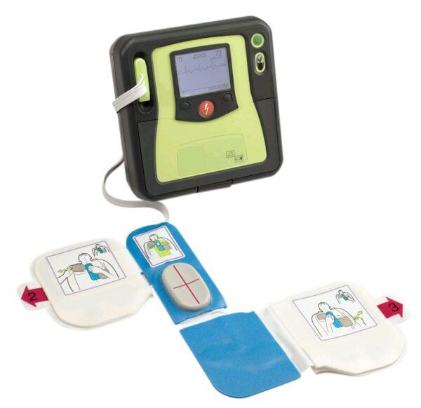 AEDPro ZOLL Defibrylator