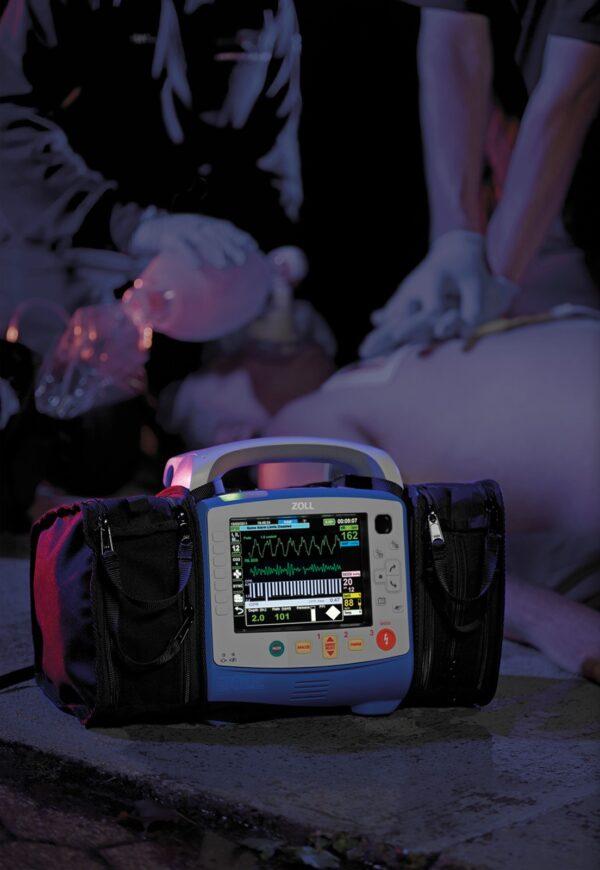 X Series ZOLL Defibrylator Monitor