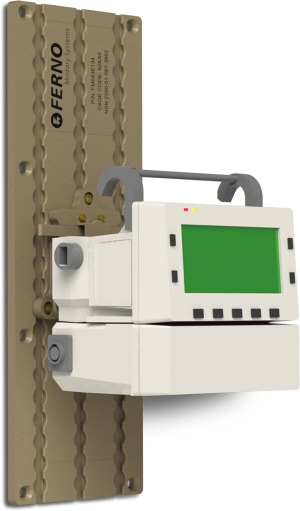 Adapter Do-Kardiomonitora Propaq 206 Zintegrowane Systemy Montazowe