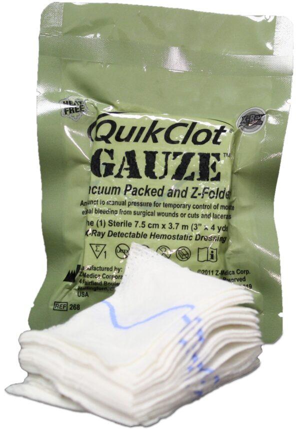 Combat Gauze Z Folded
