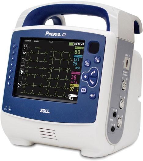 Kardiomonitor PorPAQ M