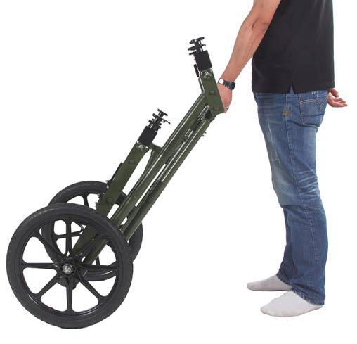 Wózek pod nosze GSS Litter Carrier