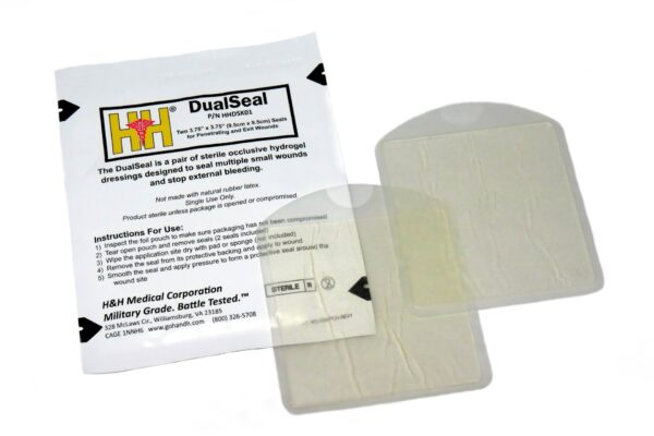 Opatrunek Dual Seal