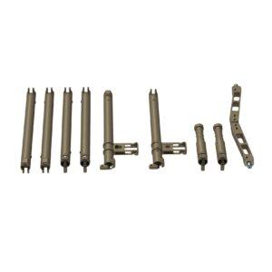 Zestaw części zamiennych do noszy SOF (SPK)
